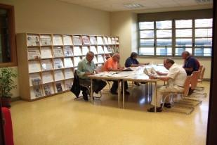 Centro civico di via leoncavallo. Biblioteca civica Primo Levi (850 metri)