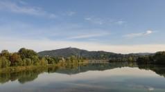 Parco della confluenza (2,2 Km)