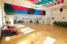 Salone delle Feste al Centro d'incontro Via Baltea (50 metri)