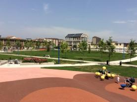 Parco Aurelio Peccei (400 metri)